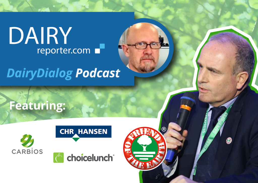 FOE Director Paolo Bray interviewed on Dairy Reporter - Podcast #80