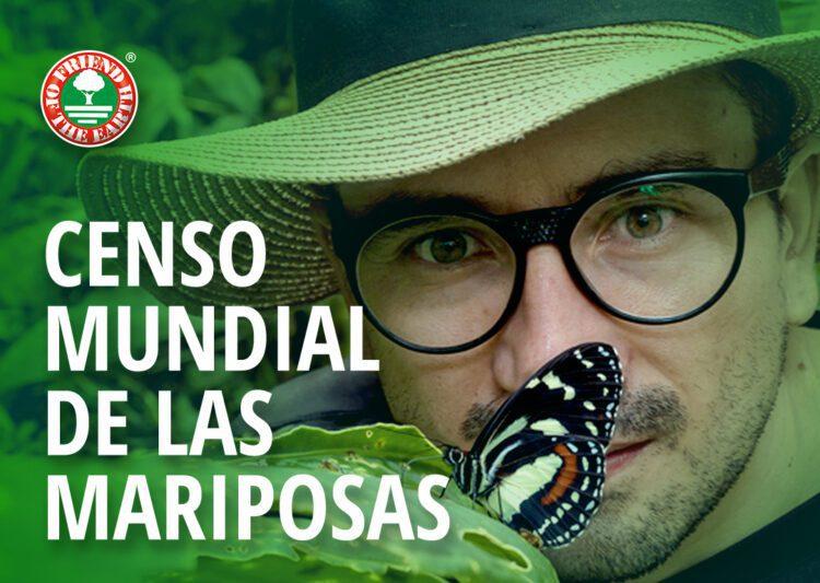 Censo Mundial de las mariposas | Caracol TV & Friend of the Earth