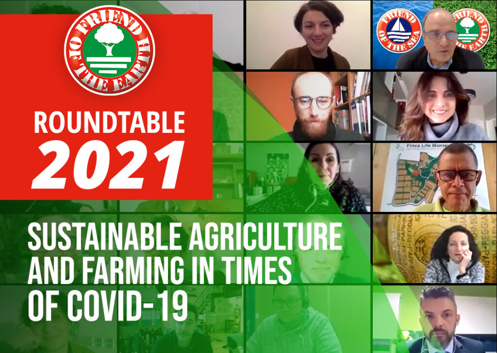 WSO Roundtable 2021 - Sustainable Agriculture and farming in times of COVID-19