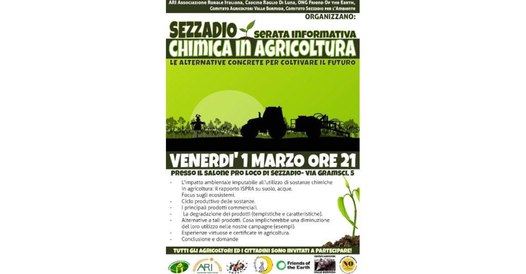 Chimica e agricoltura: le alternative concrete per coltivare il futuro