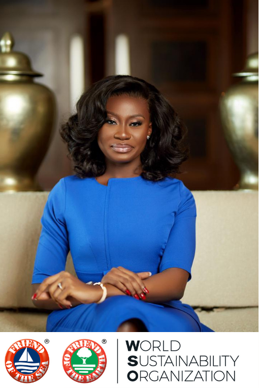 World Sustainability Organization starts collaboration with Ghanaian media personality & philanthropist Natalie Fort to promote sustainability awareness