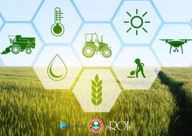 Online course on Precision Agriculture. Methods and tools to increase your ROI and reduce your environmental impact. 2nd of December 2020 3 PM (Central European Time) post image