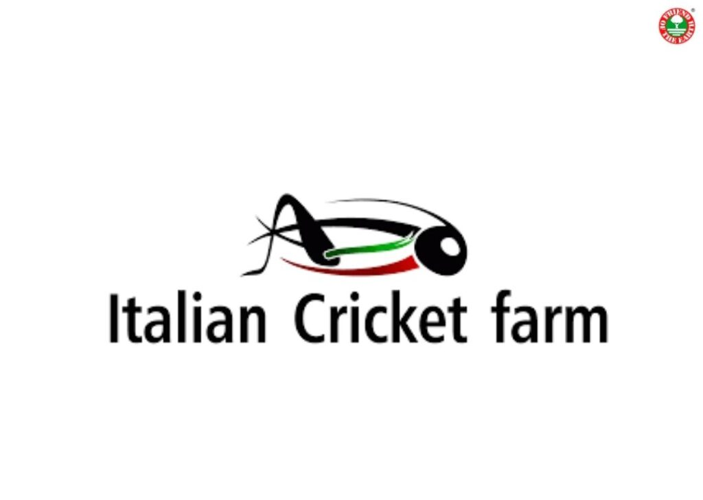 Italian Cricket Farm ottiene la certificazione di Friend of the Earth